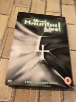 The Best Of Most Haunted Live! - Vol. 4 (DVD, 2006, 4-Disc Set)