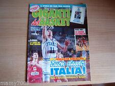 GIGANTI DEL BASKET=N°24 1992=FINALI NBA=ITALIA PREOLIMPICO 1992