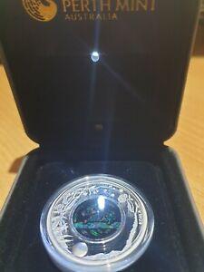 2012 $1 Coin Opal Series Koala 1oz Silver Proof Coin