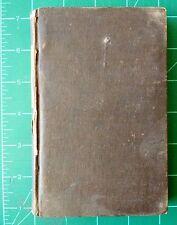 Fabii Quintiliani de Institutione Oratoria Libri Duo 1844 Vintage Hardcover