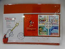 HONG KONG DISNEYLAND OFFICIAL FIRST DAY COVER 12 JANUARY, 2003 STAMP SET