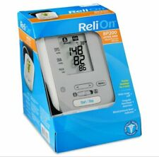 ReliOn BP200 Auto Inflate Digital Blood Pressure Monitor - HEM-741