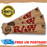RAW Classic Kingsize Slim Rolling Papers Natural Unrefined  (✅FREE UK SHIPPING!)