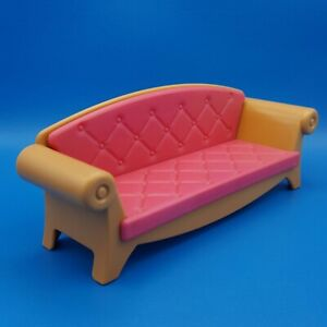 Little Tikes Grand Mansion Dollhouse Sofa Couch 5501 Living Room 1995