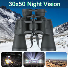 Day/Night 35x50 Military Powerful HI-DEF HD Binoculars Optics Hunting Camping UK
