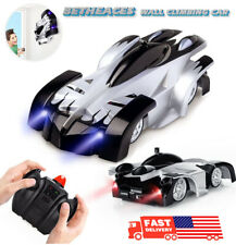 Remote Control Wall Climbing Car Gravity Defying RC Anti Ceiling Racing Kids Toy