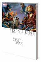 CIVIL WAR FRONT LINE TP COL #1-11 TP NEW PTG TPB MARVEL COMICS NEW