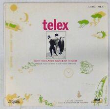 Ever Meulen 45 Tours Télex 1986