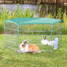 TRIXIE Security Net with Sun Protection for Rabbit Run Open-Air Enclosure 6250