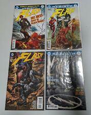Flash DC Rebirth Lot # 9, #20, #32, #50