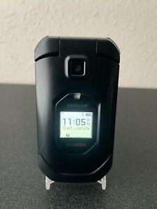 Very Good Kyocera DuraXV Extreme E4810 - 16GB - Black (Verizon + GSM Unlocked)