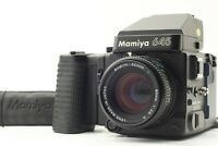 [ Look!! ] Mamiya M645 Super Film Camera Sekor C 80mm F2.8 N Lens Japan 1