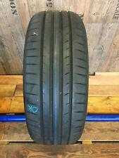1x 215/60 R16 99V Dunlop SportBluResponse Sommerreifen DOT15 5,5-6mm