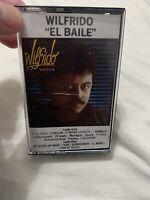 "Wilfrido Vargas ""el Baile""1987 Cassette Stereo"