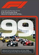 FIA Formula One World Championship - Official review 1999 New DVD F1 Hakkinen