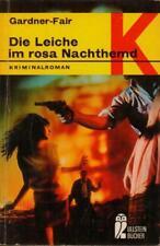 Die Leiche Im Rosa Nachthemd(Paperback Book)Erle Stanley Gardner-Ullste-Accept