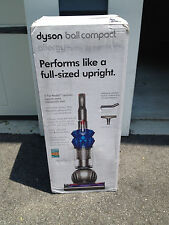 Dyson DC50 Ball Compact Allergy Upright Vacuum with Bonus Accessories NIB BLUE