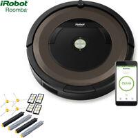 iRobot Roomba 890 Robot Vacuum Cleaner with Replenishment Kit