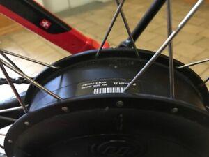 Stromer ST e-bike motor hub