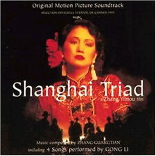 SHANGAI TRIAD (BOF) - SHANGAI TRIAD (CD)