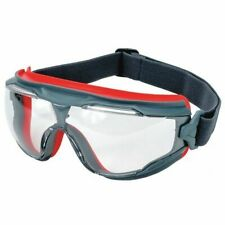 Medium Goggles /& Faceshields Splash GoggleGear Clear Lens Color 6 Pairs Clear Frame Color