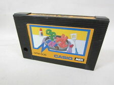 MSX BASIC NYUMON II 2 Programming Master Cartridge only Japan Video Game msx
