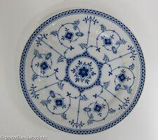 Kuchenteller Eschenbach indisch Blau Strohblume Teller