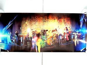 RARE HAWKWIND 1975 THE SPACE RITUAL LIVE ALBUM PROMO PHOTO POSTER GENUINE UNUSED