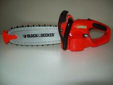 Black & Decker Pretend Play Chain Saw w/Sound & Movement FREE SHIP