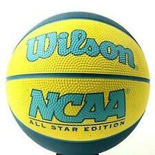 Wilson Ncaa Mini Basketball All Star Edition Blue Yellow