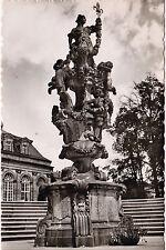 AK Barockstadt Fulda Flöra gel. 1957 nach Mainz Rhein Kassel Bischoff Dom Paulus