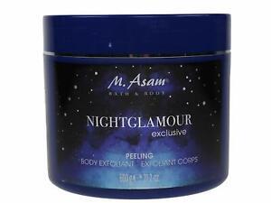 600 g M Asam Night Glamour Exclusive Body Peeling Körperpeeling