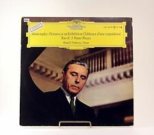 LP: Mussorgsky Pictures at an Exhibition R. Firkusny Promo Tulips German DGG