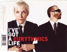 New ListingEurythmics I've Got A Life + Sweet Dreams '91 2x Cd Annie Lennox Dave Stewart