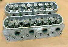 Chevrolet 243 LS1 LS6 Corvette Cylinder Head Set W/ Comp Cams Dual Valve Springs