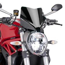 Puig Cupolino Naked N.g. Sport Ducati Monster 821 2020 Nero