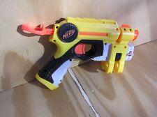 NERF N strike Nite Finder EX-3 Blaster Single Fire Gun, Great working Condition.