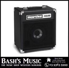 Hartke HD25 25 Watt Bass Amp Combo