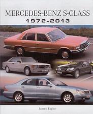 Mercedes-Benz S-Class 1972-2013 W 116 126 140 220 221 C 215 216 Klasse Buch book