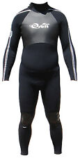 3mm Premium Quality Steamer Wetsuit Stretch Neoprene Glued Seams Size L