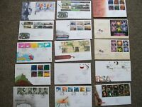FDCS - GB 2004 to 2005 First Day Covers ALSO Year Set  FDC MULTIPLE LISTING