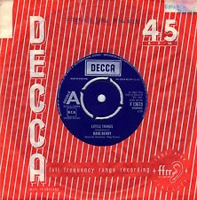 """7"""" Dave Berry – Little Things / Heartbeat // UK 1965"""