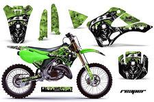 KAWASAKI KX 125/250 Graphic Kit AMR Racing Decal Sticker Part  KX125/25099-02 RP