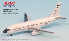 InFlight500 USAF Boeing Boeing 737-200 T-43 1:500 scale Diecast Mint Air Force