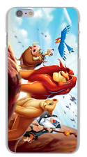 The Lion King Cartoon Simba Disney Hard Cover Case For iPhone Huawei Samsung New