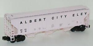 WEAVER / PETERSON SUPPLY ALBERT CITY ELEVATOR PINK HOPPER