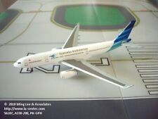 Dragon Wings Garuda Indonesia Airbus A330-200 in Old Color Diecast Model 1:400