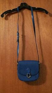 Blue Louis Vuitton Small Shoulder Bag