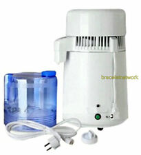 4L Dental Distiller Hydrosol machine Distilled water machine sterilizer Kit 220V