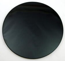 """6"""" Black Scrying Mirror With Stand Wicca Wiccan Witchcraft Supplies"""